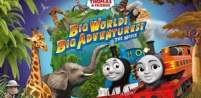 Thomas & Friends: Big World! Big Adventures! The Movie 2018