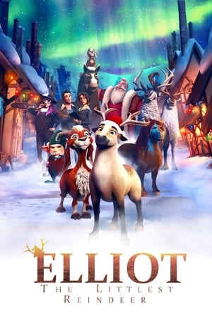 Poster Elliot: The Littlest Reindeer 2018