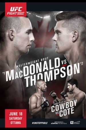 Image UFC Fight Night 89: MacDonald vs. Thompson
