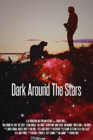 Image Dark Around the Stars