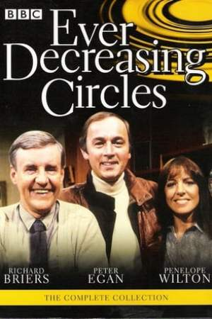 Image Ever Decreasing Circles