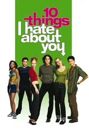 Poster 10 Things I Hate About You 1999