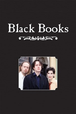 Poster Black Books Season 3 Manny Come Home 2004