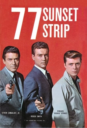Poster 77 Sunset Strip 1958