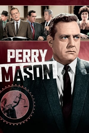 Poster Perry Mason Season 9 The Case of the Fugitive Fraulein 1965