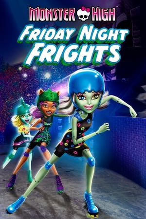 Image Monster High: Fredagsfrygtløb