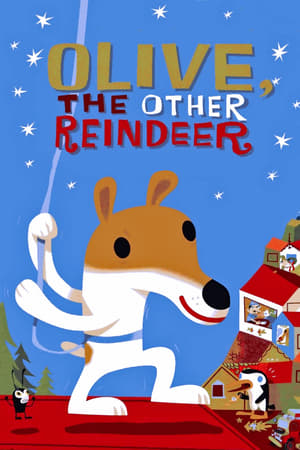 Image Olive, the Other Reindeer