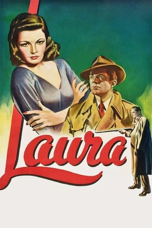 Poster Laura 1944