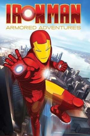 Poster Iron Man: Armored Adventures 2009