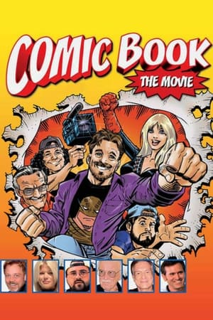 Image Comic Book: The Movie