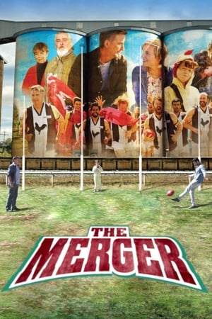 Poster The Merger 2018
