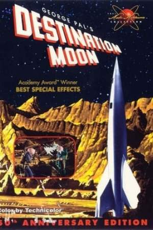 Image Destination Moon