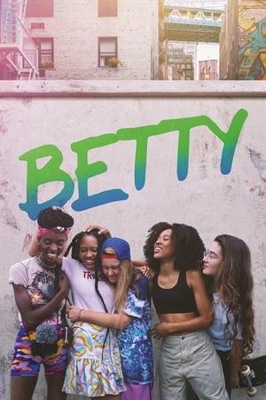 Betty 2x6 poster