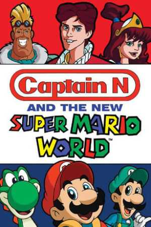 Image Captain N and the New Super Mario World