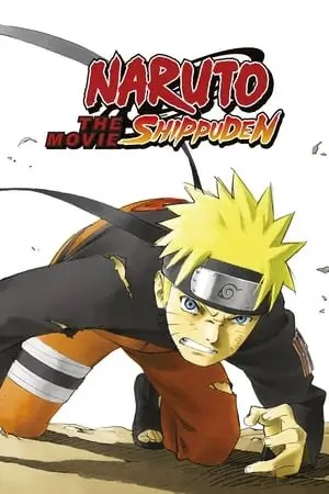 Poster Naruto Shippuden the Movie 2007