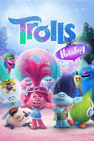 Poster Trolls Holiday 2017