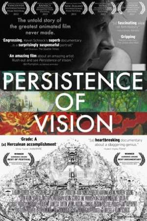 Image Persistence of Vision