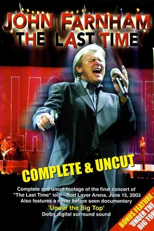 Image John Farnham - The Last Time