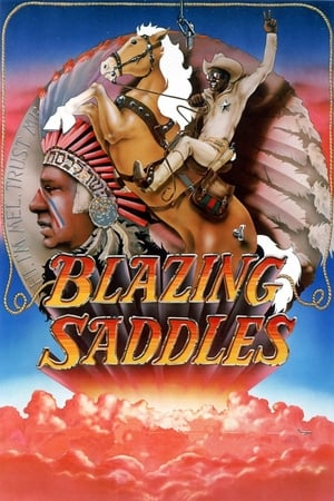 Poster Blazing Saddles 1974
