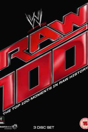 Image WWE: Raw 100 - The Top 100 moments in Raw History