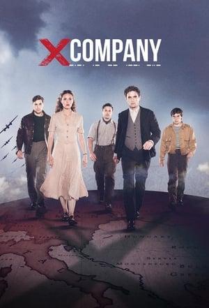 X Company 3x1 poster