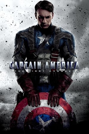 Poster Captain America: The First Avenger 2011