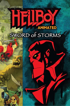Image Hellboy Animated: Sword of Storms