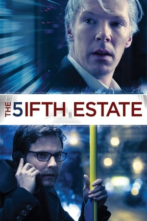 Poster The Fifth Estate 2013