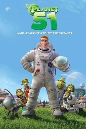 Poster Planet 51 2009