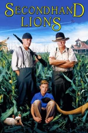 Image Secondhand Lions