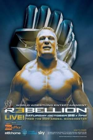 Image WWE Rebellion 2002