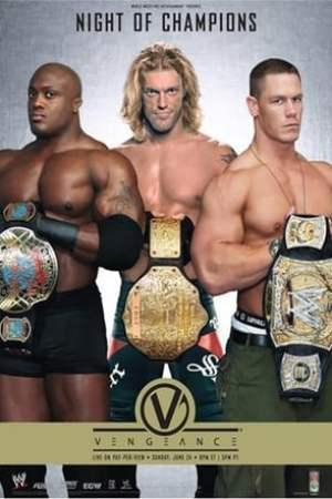 Image WWE Vengeance: Night of Champions 2007