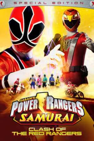 Image Power Rangers Samurai: Clash of the Red Rangers - The Movie