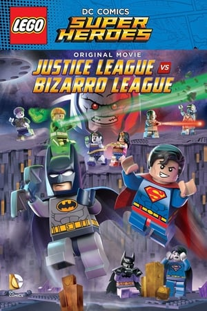 Image LEGO DC Comics Super Heroes: Justice League vs. Bizarro League