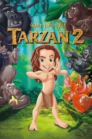 Tarzan 2 : L'enfance d'un héros