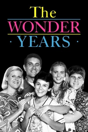 Poster The Wonder Years 1988