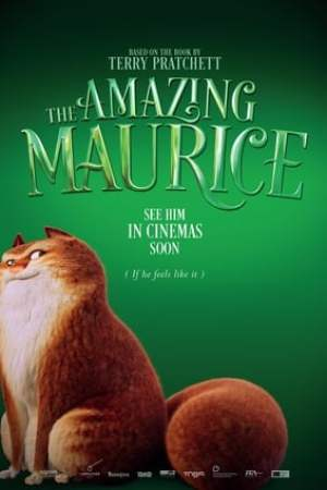 Image The Amazing Maurice