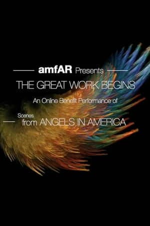 Image The Great Work Begins: Scenes from Angels in America