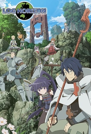Poster Log Horizon Destruction of the Round Table The Round Table Fractures 2021
