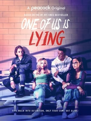 One of Us Is Lying: Temporada 1 poster