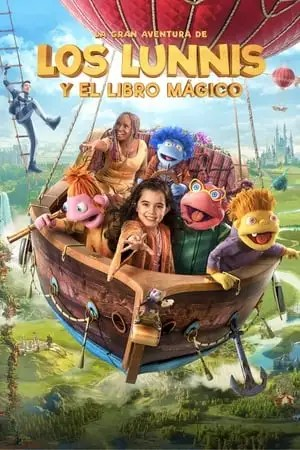 Poster The Lunnis and the Great Fairy Tale Adventures 2019