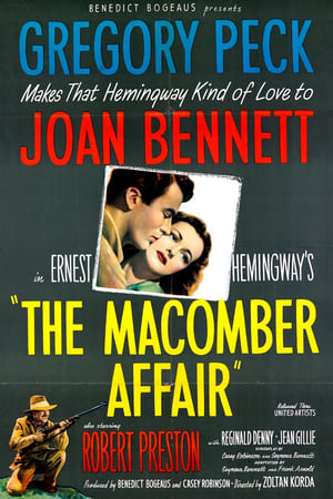 Image The Macomber Affair