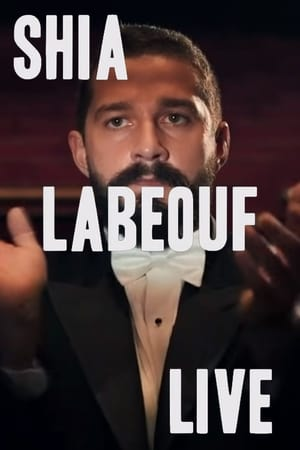 Image Rob Cantor: Shia LaBeouf Live