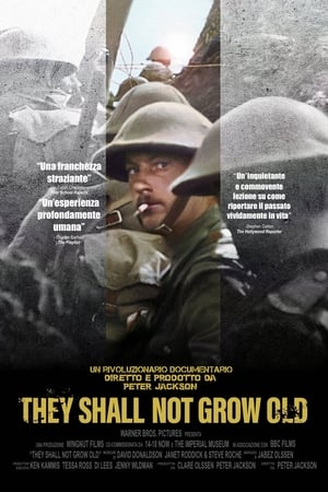 Image They Shall Not Grow Old - Per sempre giovani