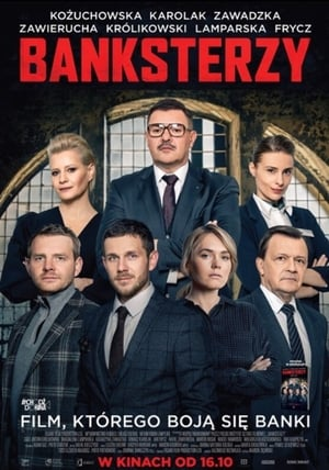 Banksterzy poster