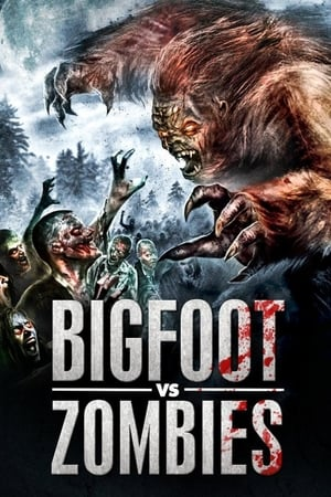 Image Bigfoot vs. Zombies