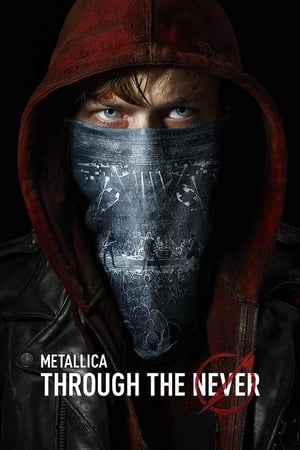 Poster Metallica: Through the Never 2013