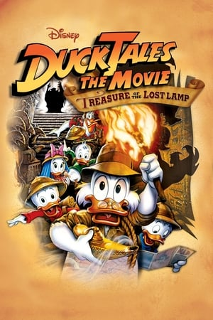 Image DuckTales: The Movie - Treasure of the Lost Lamp