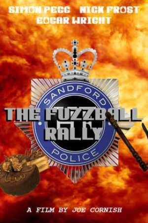 Poster The Fuzzball Rally 2007