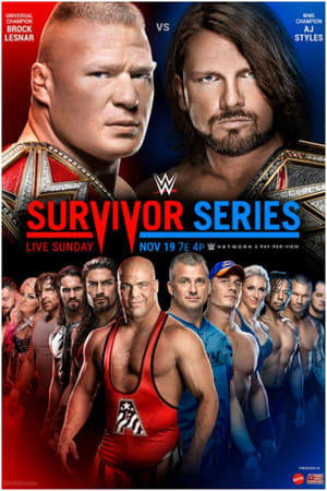 Image WWE Survivor Series 2017
